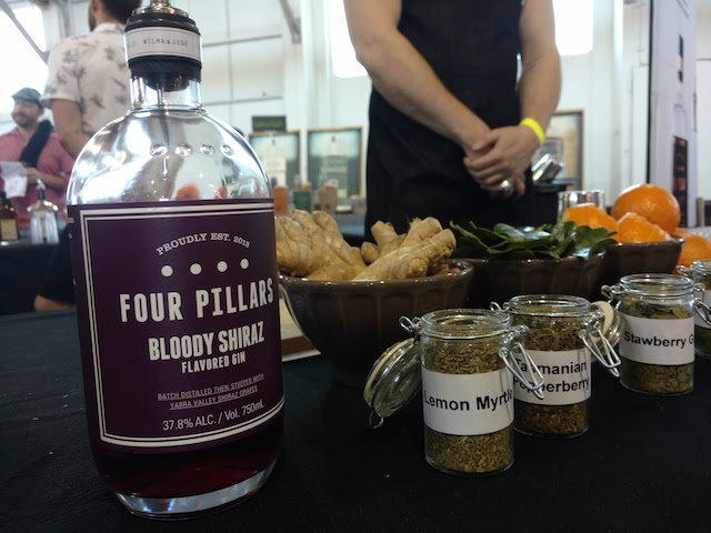 Craft Spirits Carnival: Four Pillars Bloody Shiraz