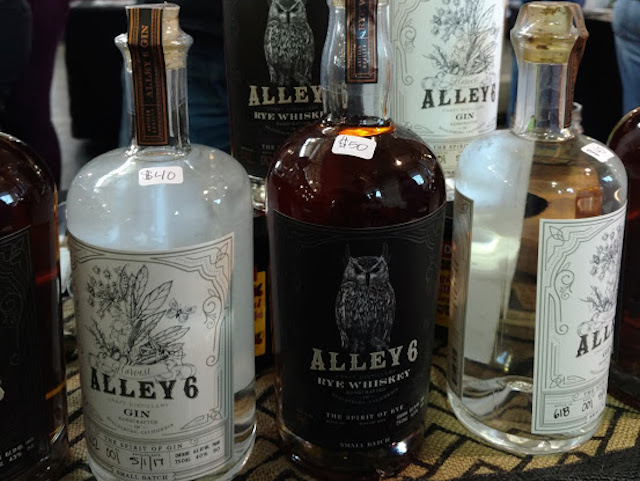 Craft Spirits Carnival: Alley 6