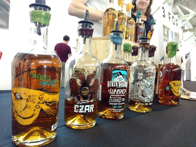 Craft Spirits Carnival: Seven Stills