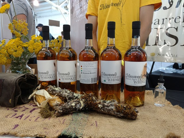 Craft Spirits Carnival: Mosswood Whiskey