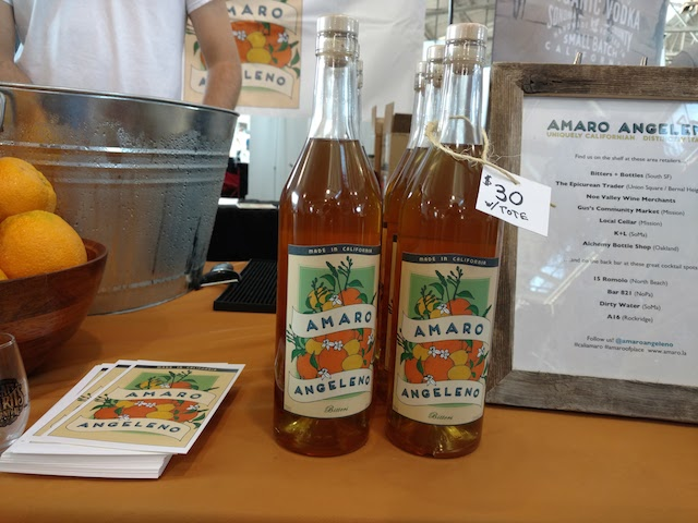Craft SPirits Carnival: Amaro Angeleno